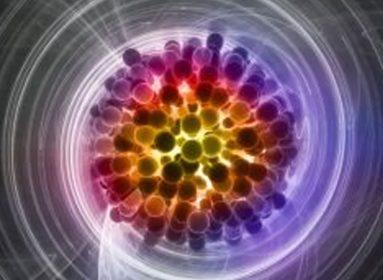 evidencia de que las partículas